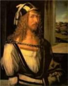 27歳の自画像(1498年) プラド美術館