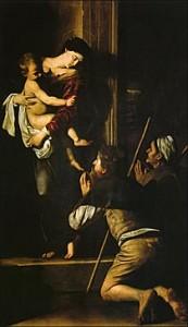 [図12] 「ロレートの聖母」(巡礼者の聖母)